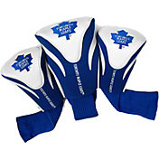 Team Golf Toronto Maple Leafs 3-Pack Contour Headcovers