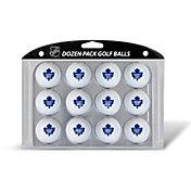 Team Golf Toronto Maple Leafs 12 Pack Golf Balls