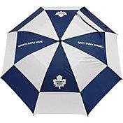"Team Golf Toronto Maple Leafs 62"" Double Canopy Umbrella"