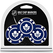 Team Golf Toronto Maple Leafs Poker Chips Ball Markers - 3-Pack