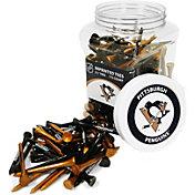 Team Golf Pittsburgh Penguins 175 Count Golf Tee Jar