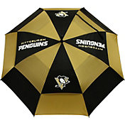 "Team Golf Pittsburgh Penguins 62"" Double Canopy Umbrella"