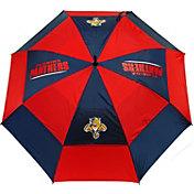 "Team Golf Florida Panthers 62"" Double Canopy Umbrella"