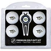 Team Golf Nashville Predators Premium Golf Gift Set