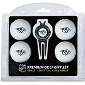 Team Golf Nashville Predators Premium Golf Gift Set
