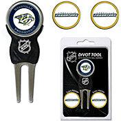 Team Golf Nashville Predators Divot Tool and Marker Set