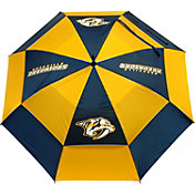 "Team Golf Nashville Predators 62"" Double Canopy Umbrella"