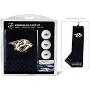 Team Golf Nashville Predators Embroidered Towel Gift Set