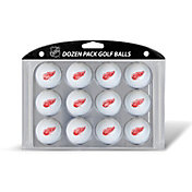 Team Golf Detroit Red Wings 12 Pack Golf Balls