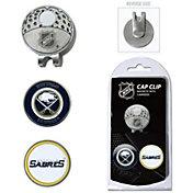 Team Golf Buffalo Sabres Cap Clip And Marker Set