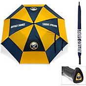 """Team Golf Buffalo Sabres 62"""" Double Canopy Umbrella"""