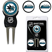 Team Golf San Jose Sharks Divot Tool and Marker Set