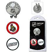 Team Golf Ottawa Senators Cap Clip And Marker Set