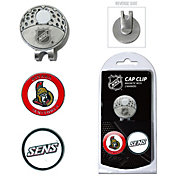 Team Golf Ottawa Senators Cap Clip And Marker Set