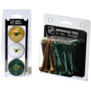 Team Golf Dallas Stars 3 Ball/50 Tee Combo Gift Pack