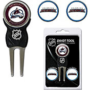 Team Golf Colorado Avalanche Divot Tool and Marker Set