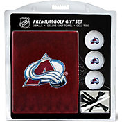 Team Golf Colorado Avalanche Embroidered Towel Gift Set