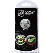 Team Golf Minnesota Wild Cap Clip And Marker Set