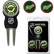Team Golf Minnesota Wild Divot Tool and Marker Set