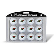 Team Golf Minnesota Wild 12 Pack Golf Balls