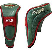 Team Golf Minnesota Wild Hybrid Headcover