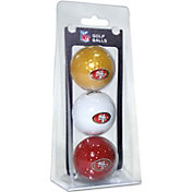 Team Golf San Francisco 49ers Golf Balls – 3 Pack
