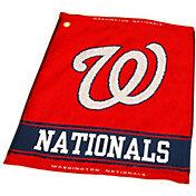 Team Golf Washington Nationals Woven Towel