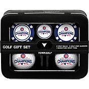 Team Golf 2016 World Series Champions Chicago Cubs Tin Gift Set