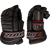 TOUR Hockey Senior K4 Pro Redline Roller Hockey Gloves