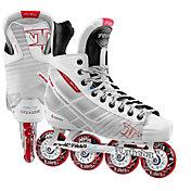 TOUR Hockey Junior FB-500 White Roller Hockey Skates