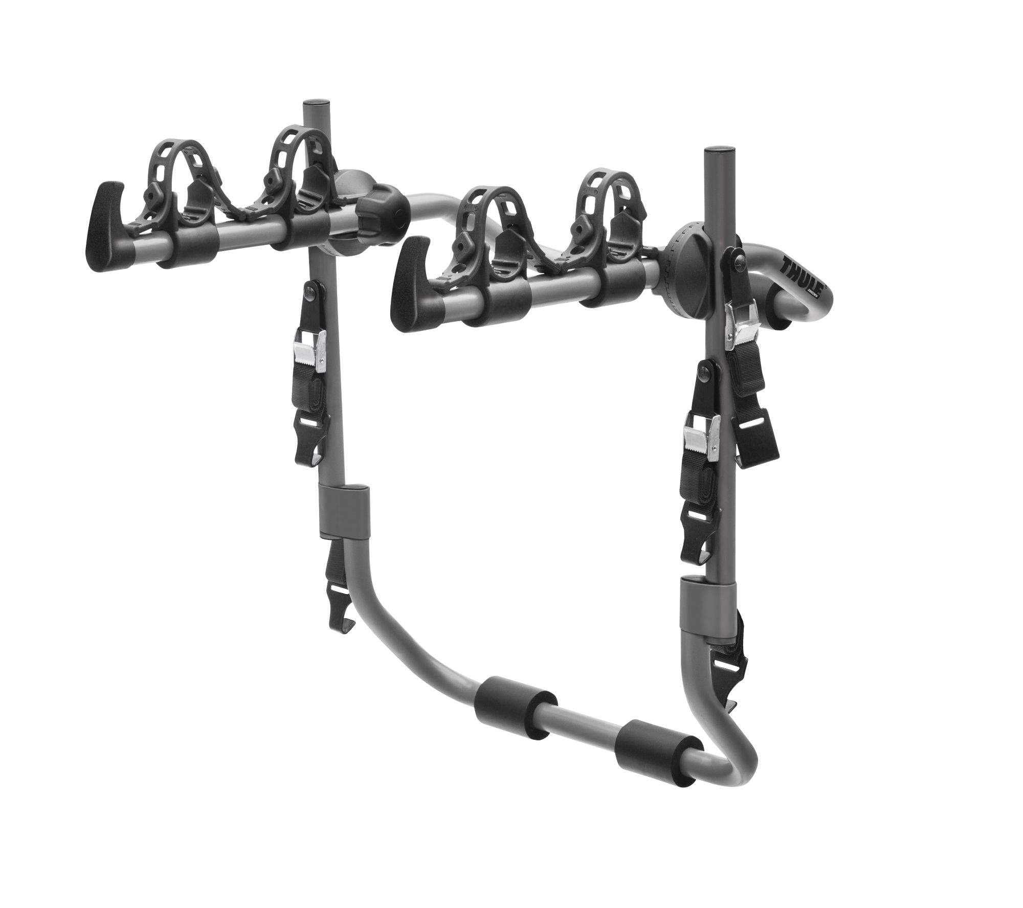 rack attack bike swing hitch racks thule vertex mount