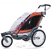 Thule Chariot Chinook 1 Single Stroller Rain Cover