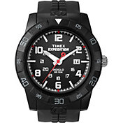 Timex Expedition Resin Analogue Watch