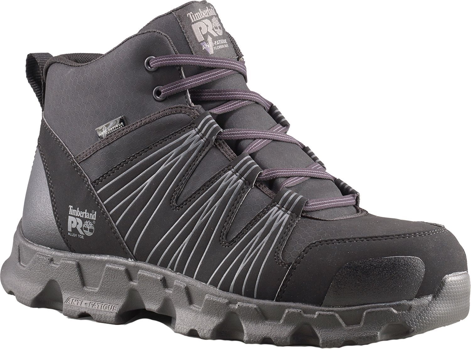 Timberland PRO Men's PowerTrain 6'' Alloy Toe Work Boots| DICK'S ...