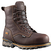 "Timberland PRO Men's Boondock 8"" 400g Waterproof Composite Toe Work Boots"