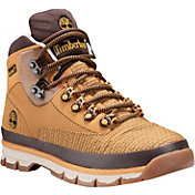 Timberland Men's Jacquard Euro Hiker Hiking Boots