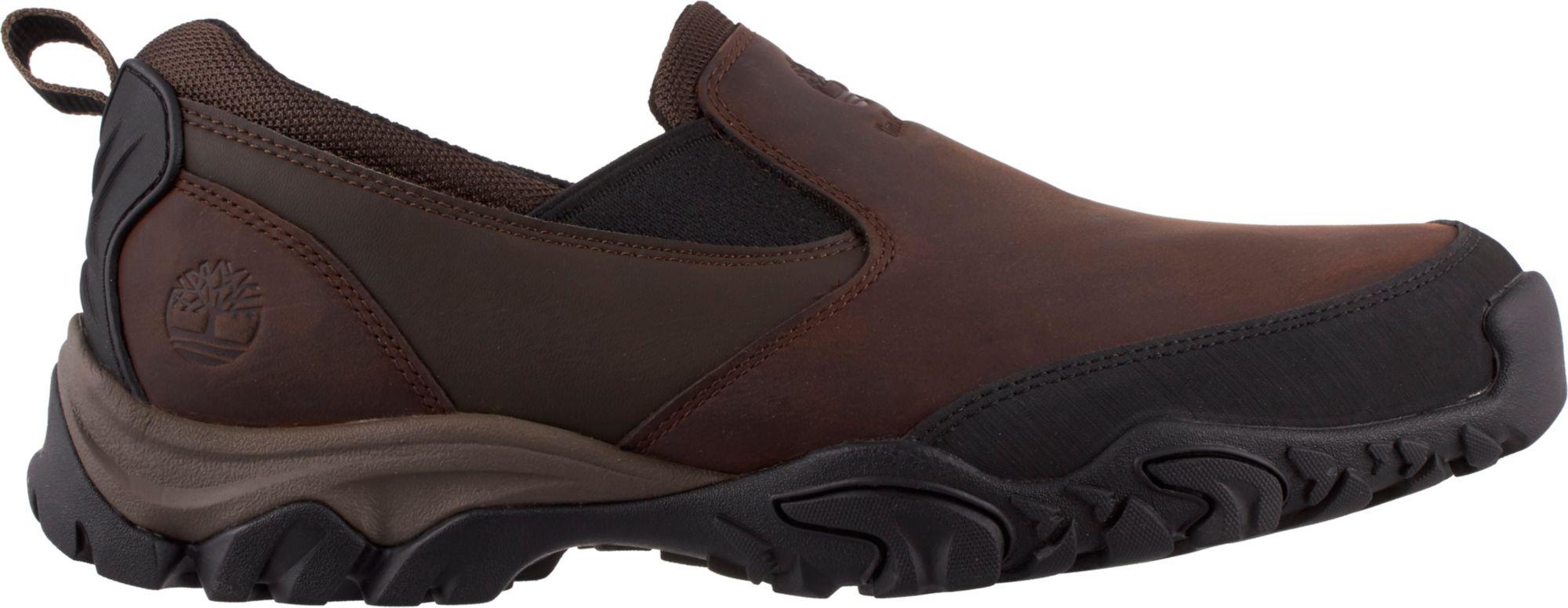 Timberland Cuero Para Hombre Espalda Abierta Resbalón Ocasional En Los Zapatos xvBPseMo1