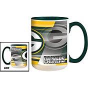 Green Bay Packers 11oz. Team Colored Mug