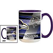 Baltimore Ravens 11oz. Team Colored Mug