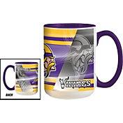 Minnesota Vikings 11oz. Team Colored Mug