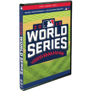 2016 World Series Champions Chicago Cubs DVD