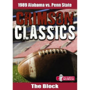 Crimson Classics: 1989 Alabama vs. Penn State DVD