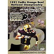 1991 FedEx Orange Bowl National Championship Game DVD