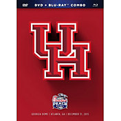 2016 Chick-Fil-A Peach Bowl Game - Houston vs. Florida State DVD and Blu-ray Combo