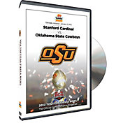 2012 Tostitos Fiesta Bowl Game - Oklahoma vs. Stanford DVD