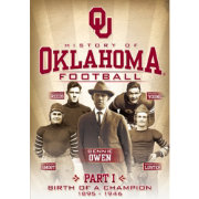 History of Oklahoma Football, Part 1: Birth of a Champion DVD