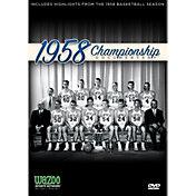 1958 NCAA Men's Basketball Championship - Kentucky vs. Seattle Game DVD