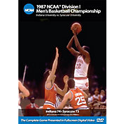 1987 NCAA Men's Basketball Championship Game - Indiana vs. Syracuse DVD
