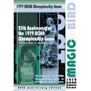 1979 Indiana State vs Michigan State - Magic vs. Bird DVD