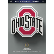 2015 College Football Playoff National Championship Game Blu-ray and DVD Combo